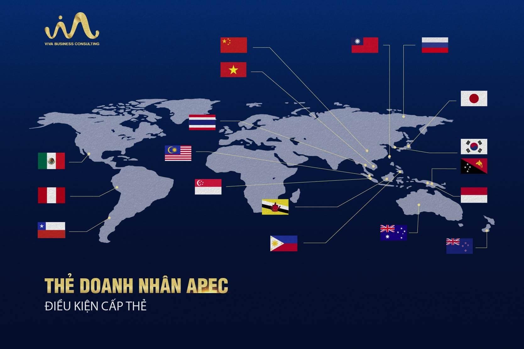 Điều kiện cấp thẻ APEC dành cho doanh nhân Việt Nam