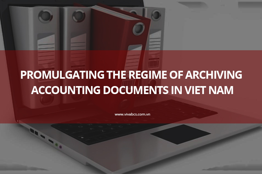 archiving accounting documents