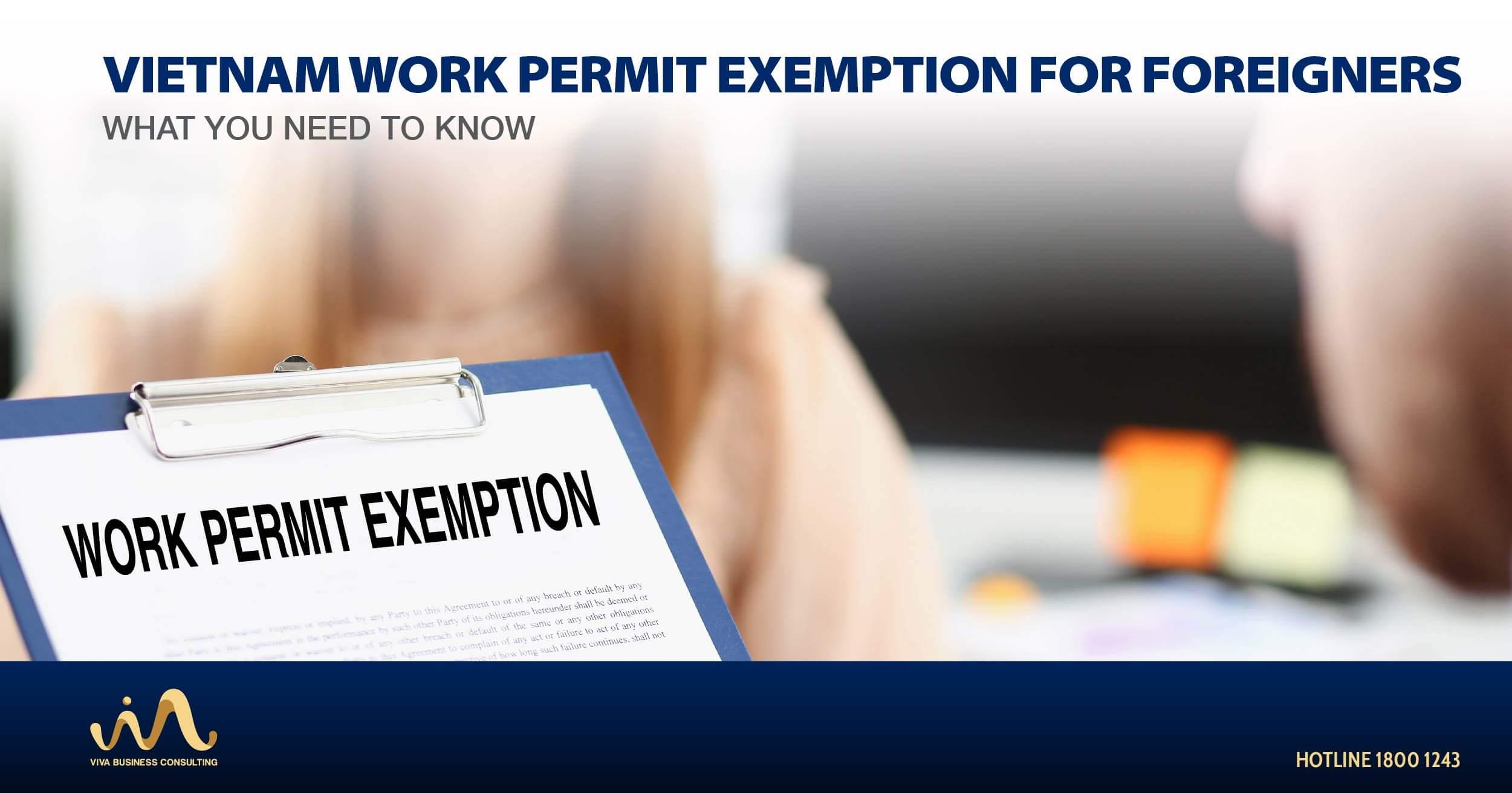 Vietnam Work Permit for Foreign