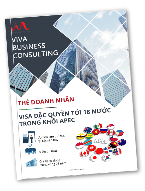 Ấn phẩm thẻ doanh nhân APEC
