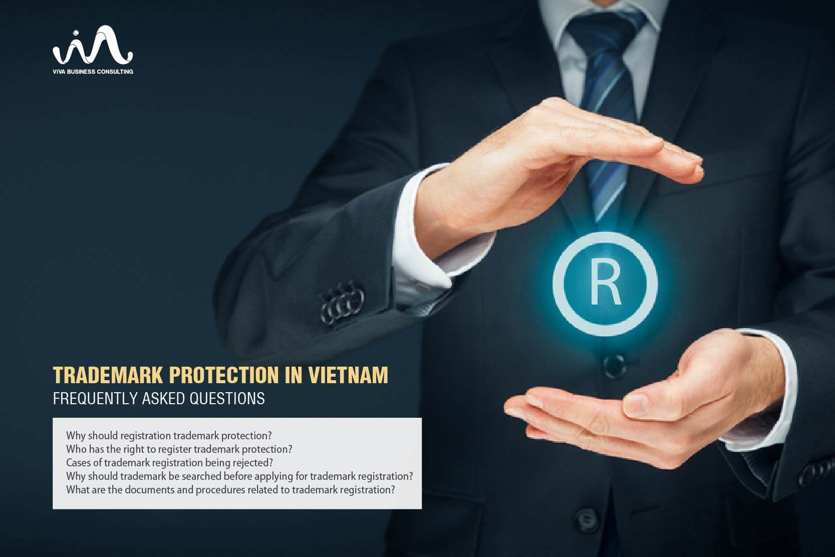 Trademark protection at VIVA