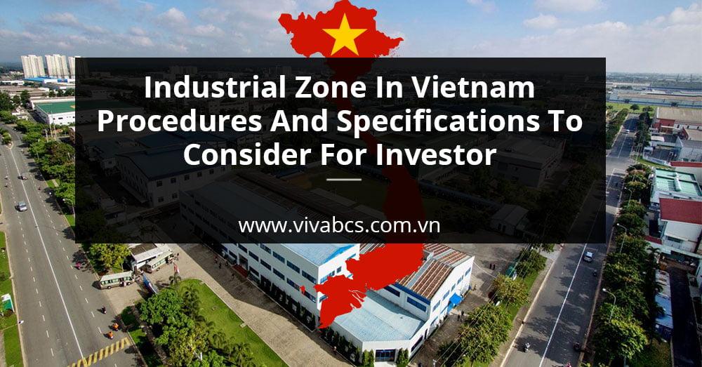 Industrial Zone In Vietnam