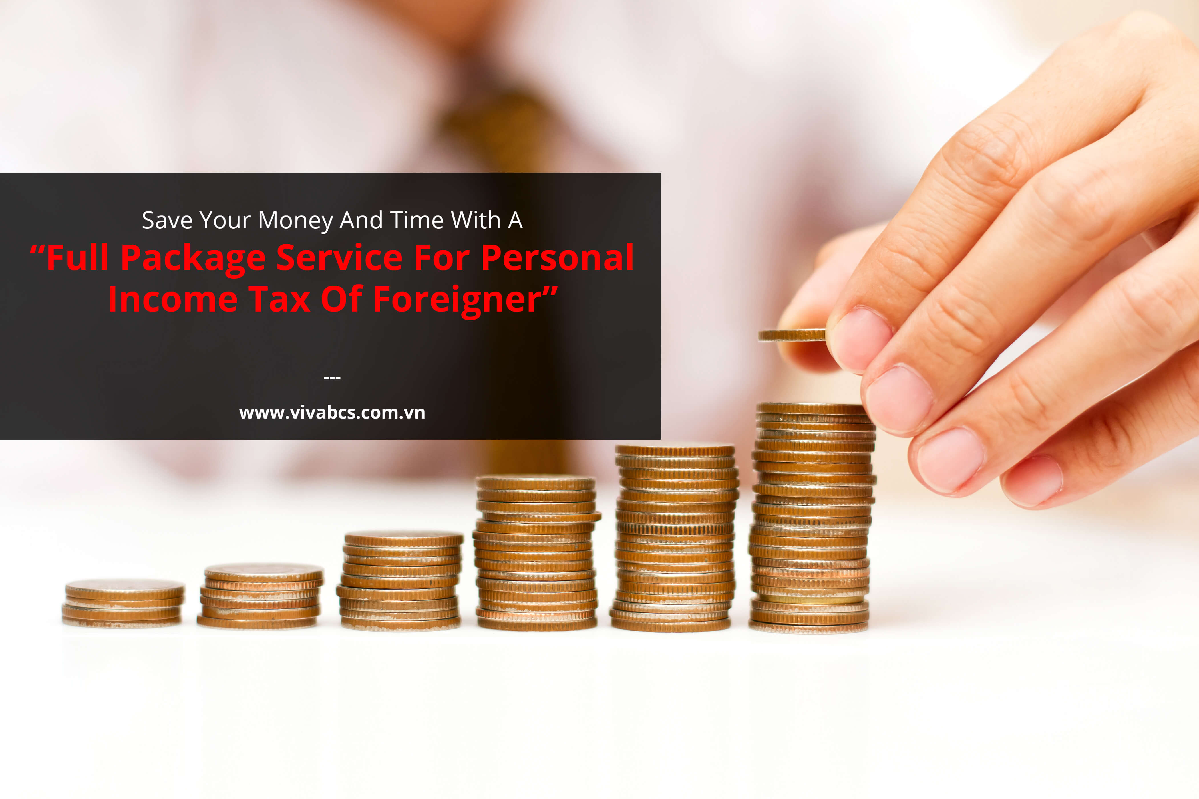 Tax Declaration - Full Package Service For Personal Income Tax Of Expats