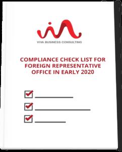 compliance procedures checklist for representative office in vietnam