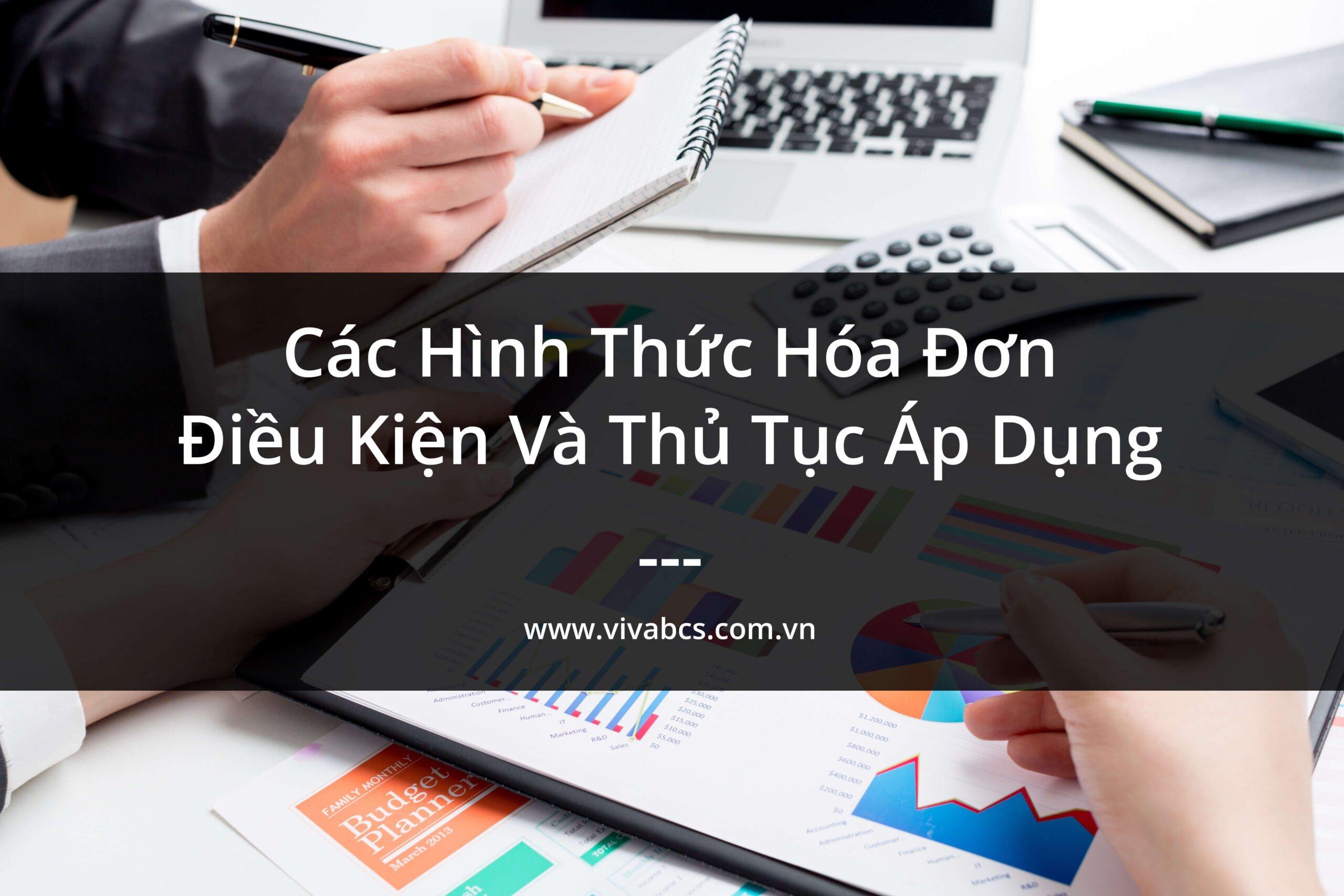 Các hình thức hóa đơn tại Việt Nam - điều kiện áp dụng