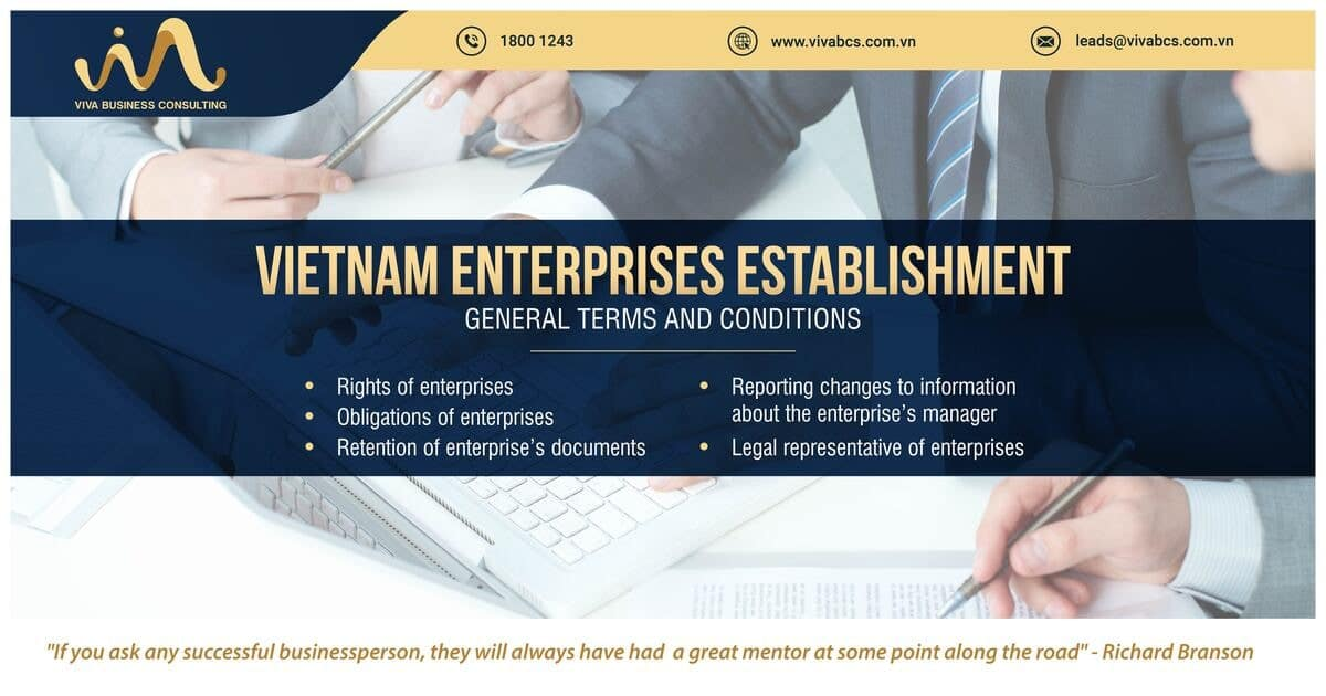 Doing business in Vietnam: General terms and conditions