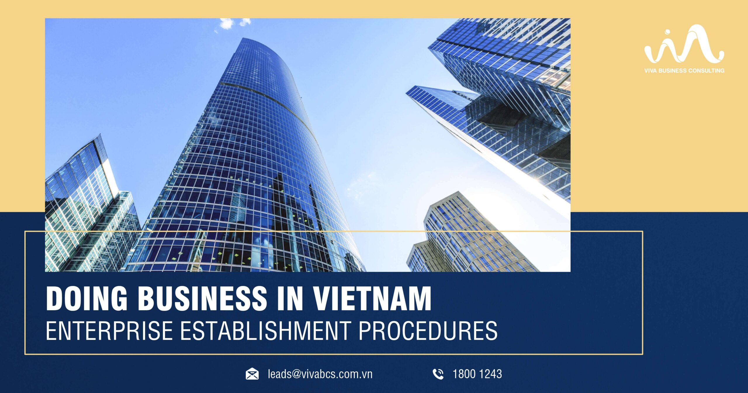 Doing Business In Vietnam: Enterprise Establishment