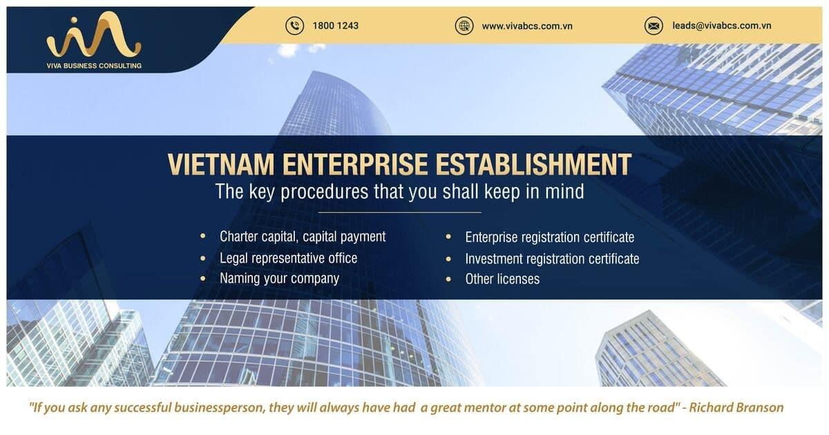 Doing business in Vietnam: Enterprise establishment