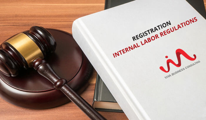 Internal labor regulations