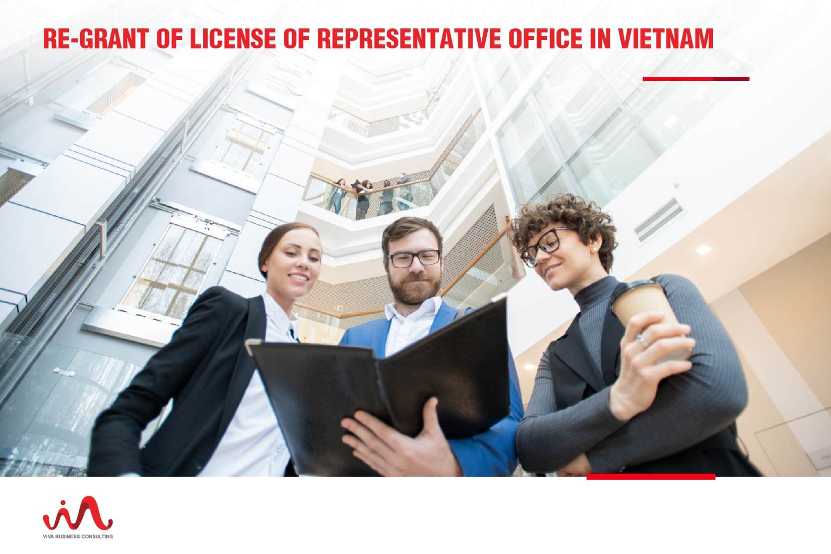 License For Establishment Of Representative Office | Cases of Re-grant