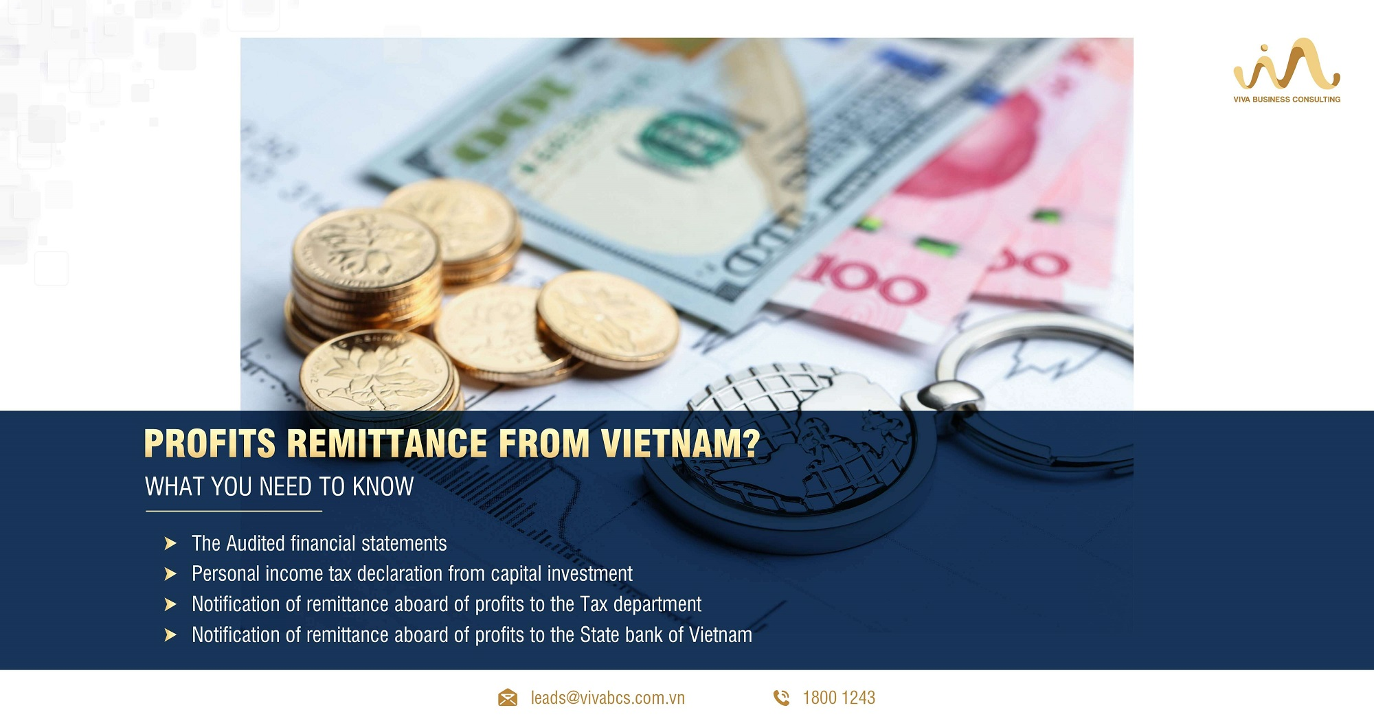 Investment in Vietnam: Profits remitted abroad
