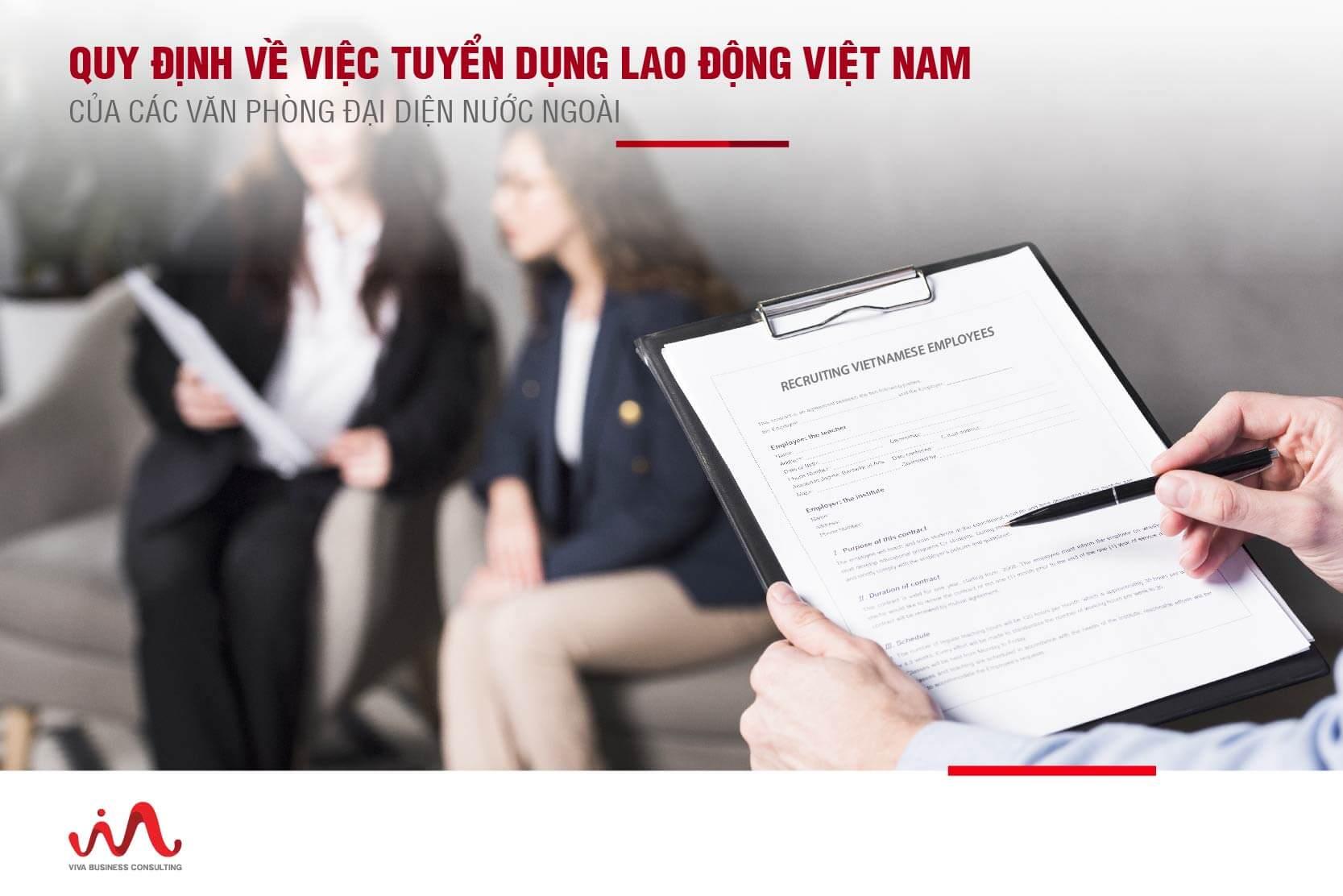 Tuyển dụng lao động Việt Nam
