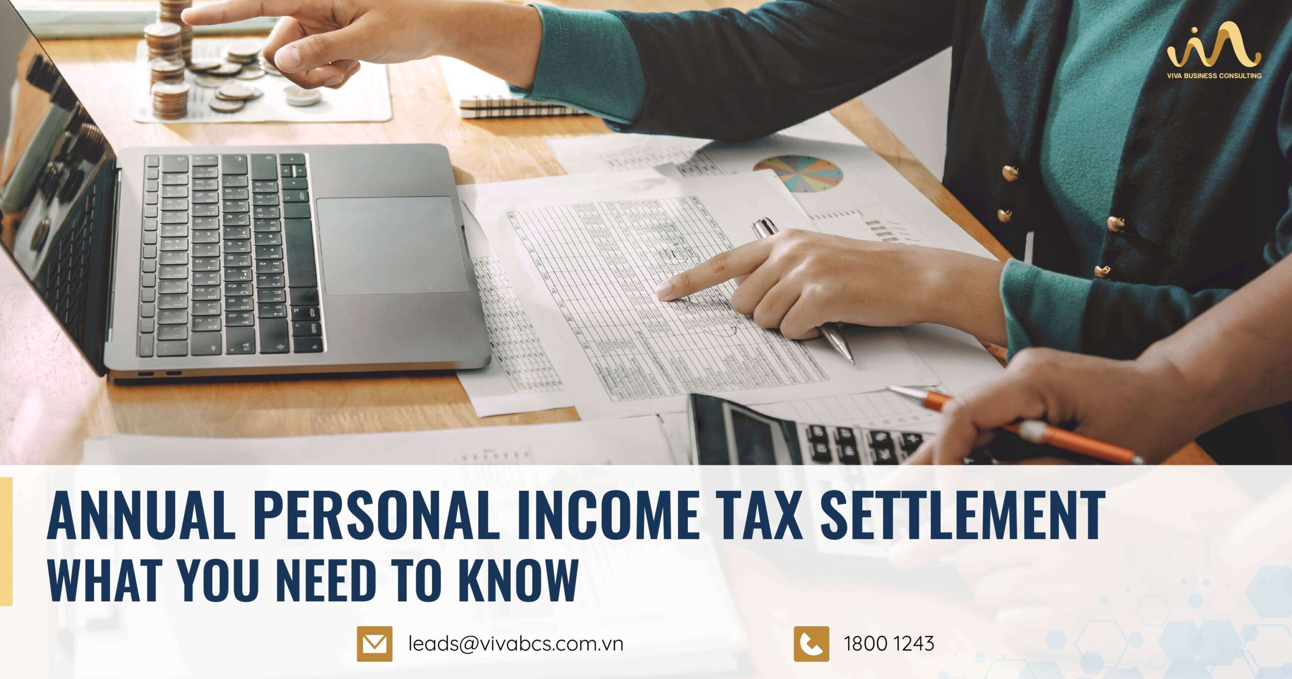 Personal Income Tax (PIT) - Annual PIT Settlement Key Notes