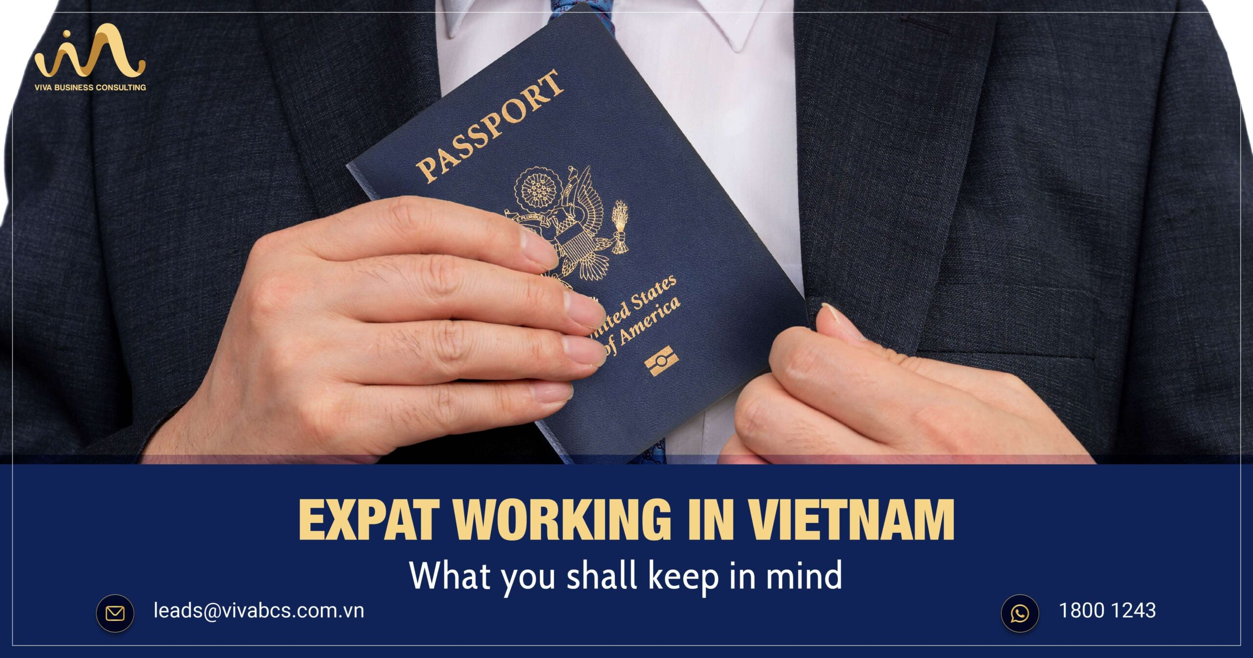 Required documents for foreign employees in Vietnam