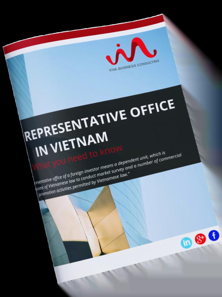 Representative office in Vietnam handbook