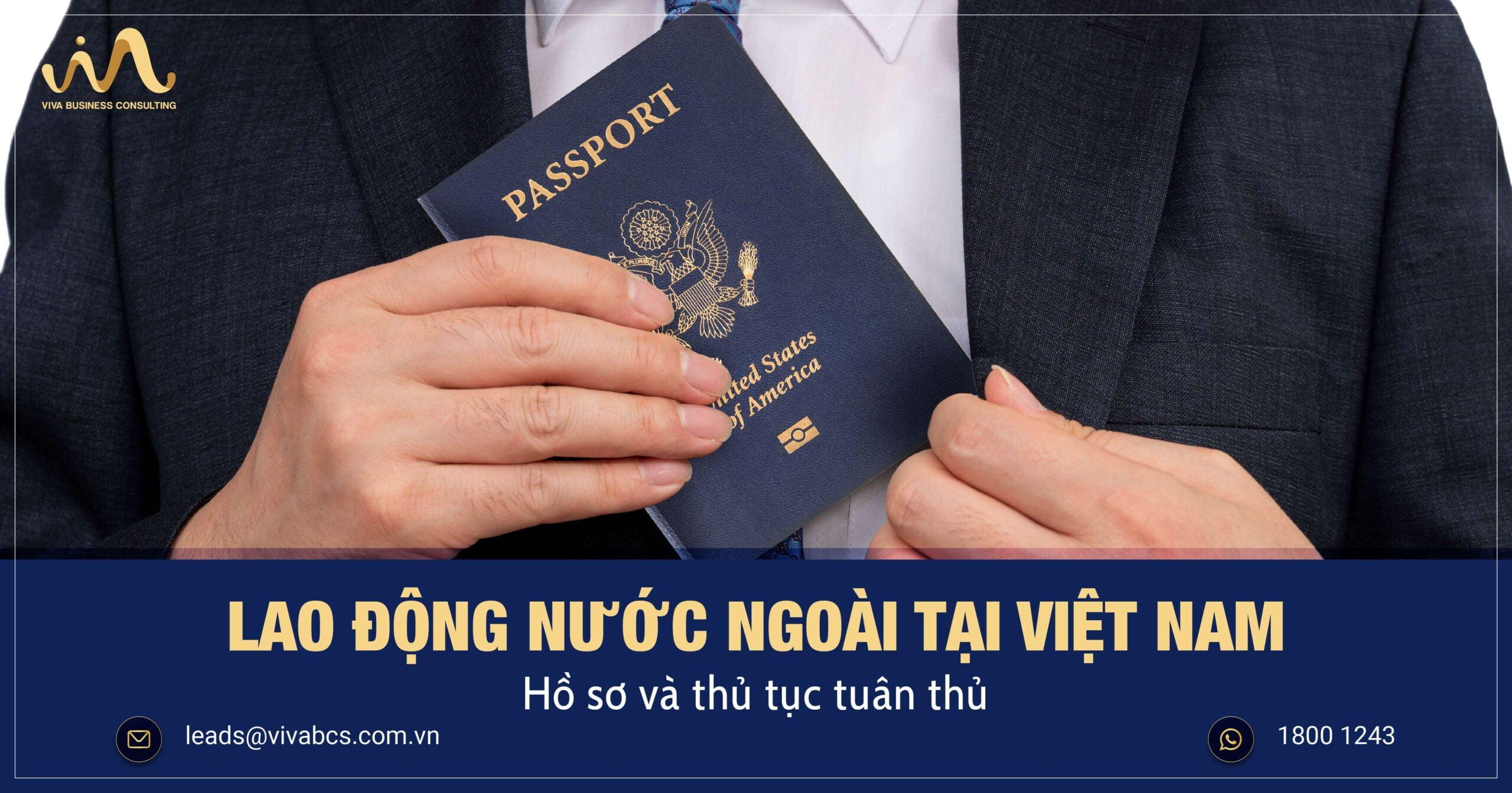 Lao động nước ngoài tại Việt Nam