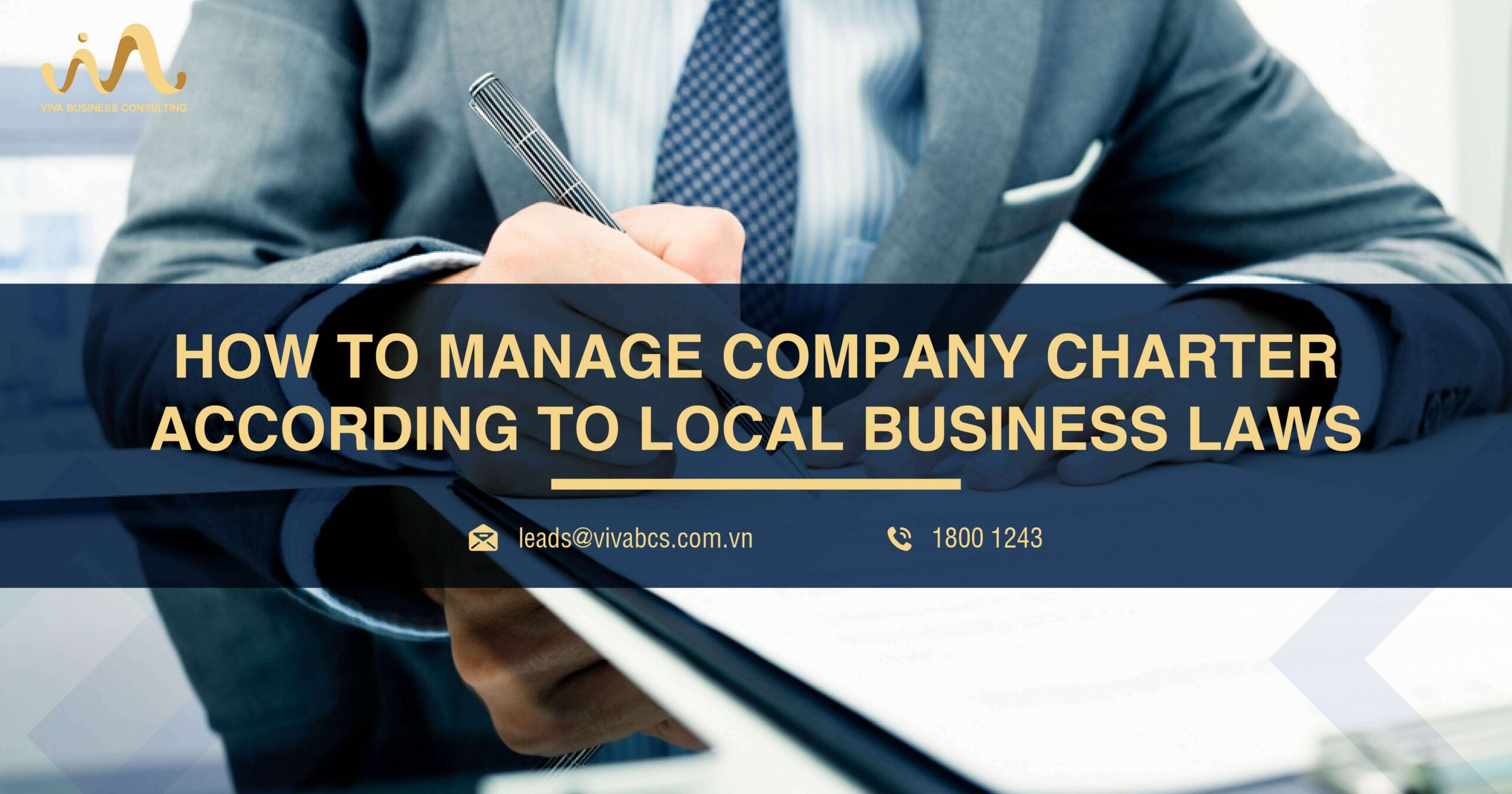 Doing Business In Vietnam: Company's Charter