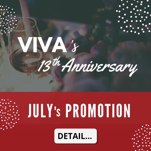 13 Years VIVA Anniversary Popup