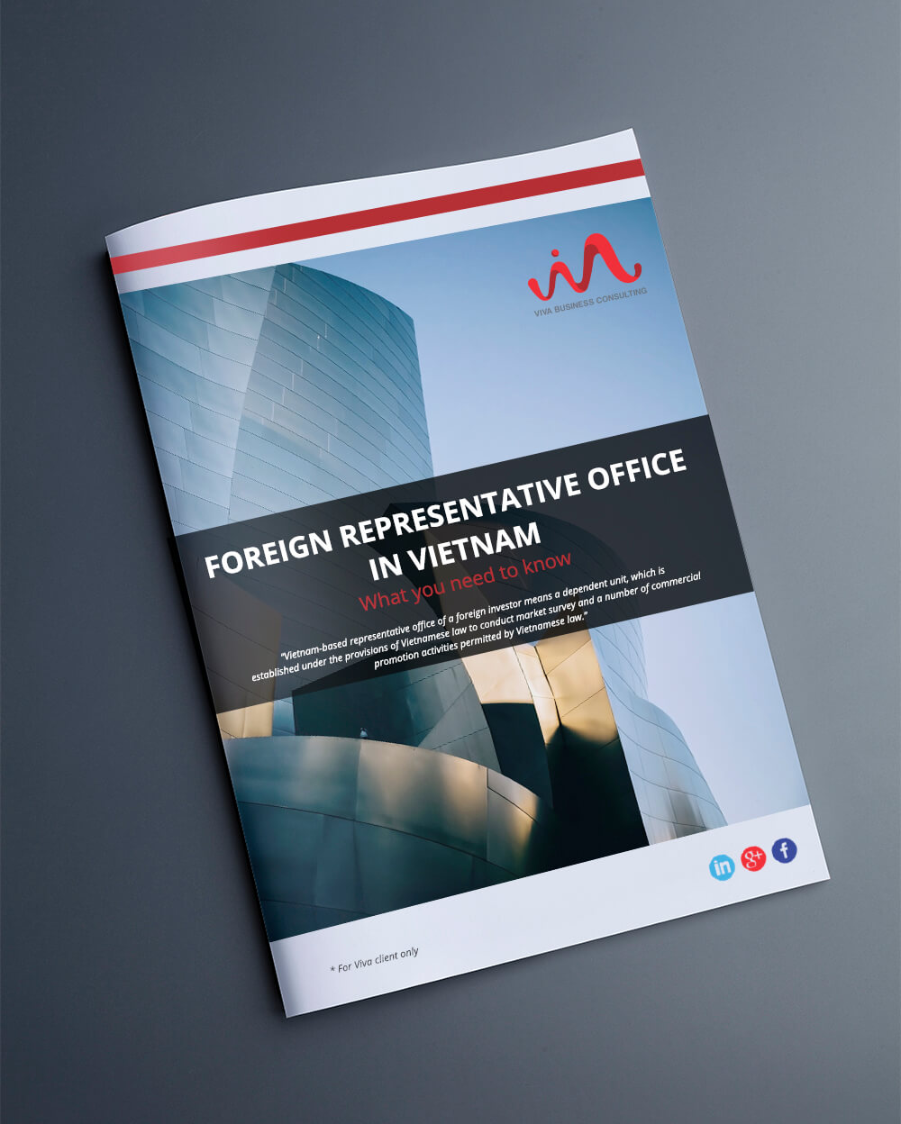 Foreign representative office 2019 in Vietnam handbook