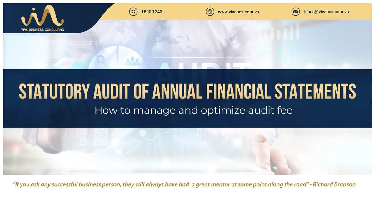 434 Statutory audit annual finacial statements en 09082021 - DOING BUSINESS IN VIETNAM - STATUTORY AUDIT OF FINANCIAL STATEMENTS
