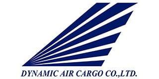 Logo Client Dynamic Air Cargo