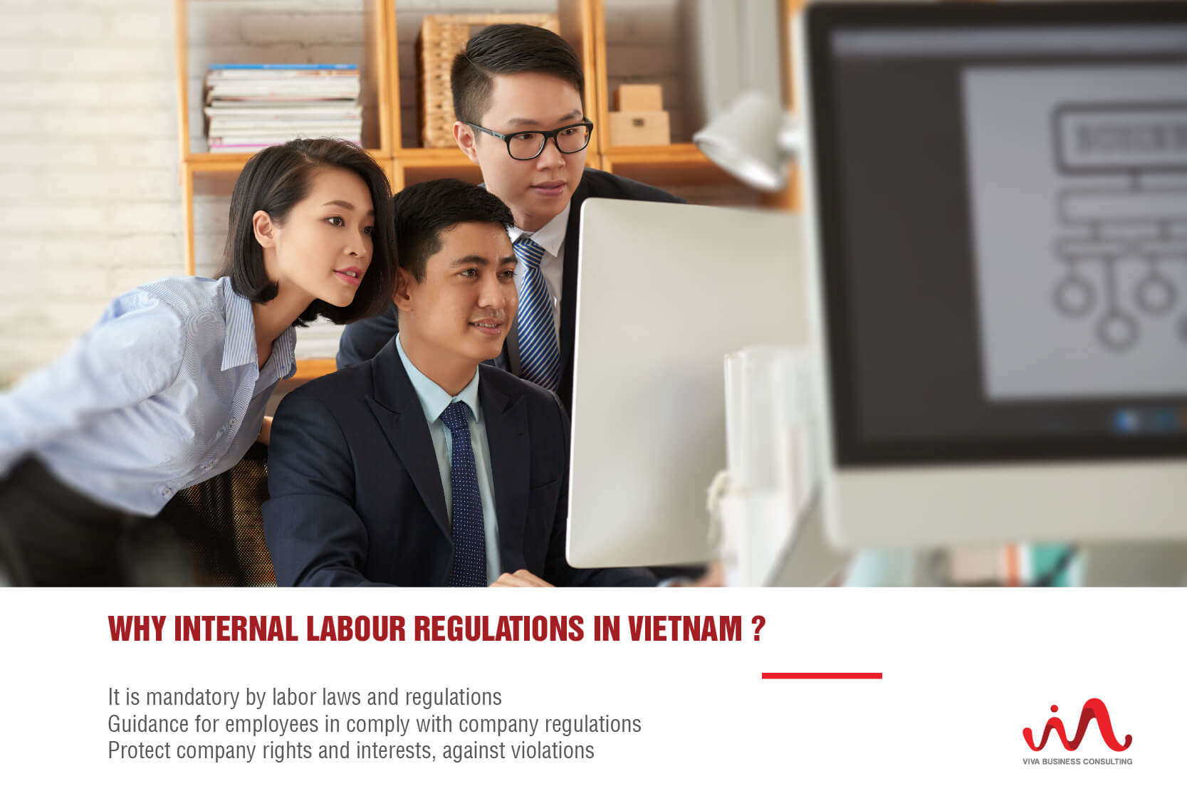 Internal labour regulations mandatory requirements in Vietnam