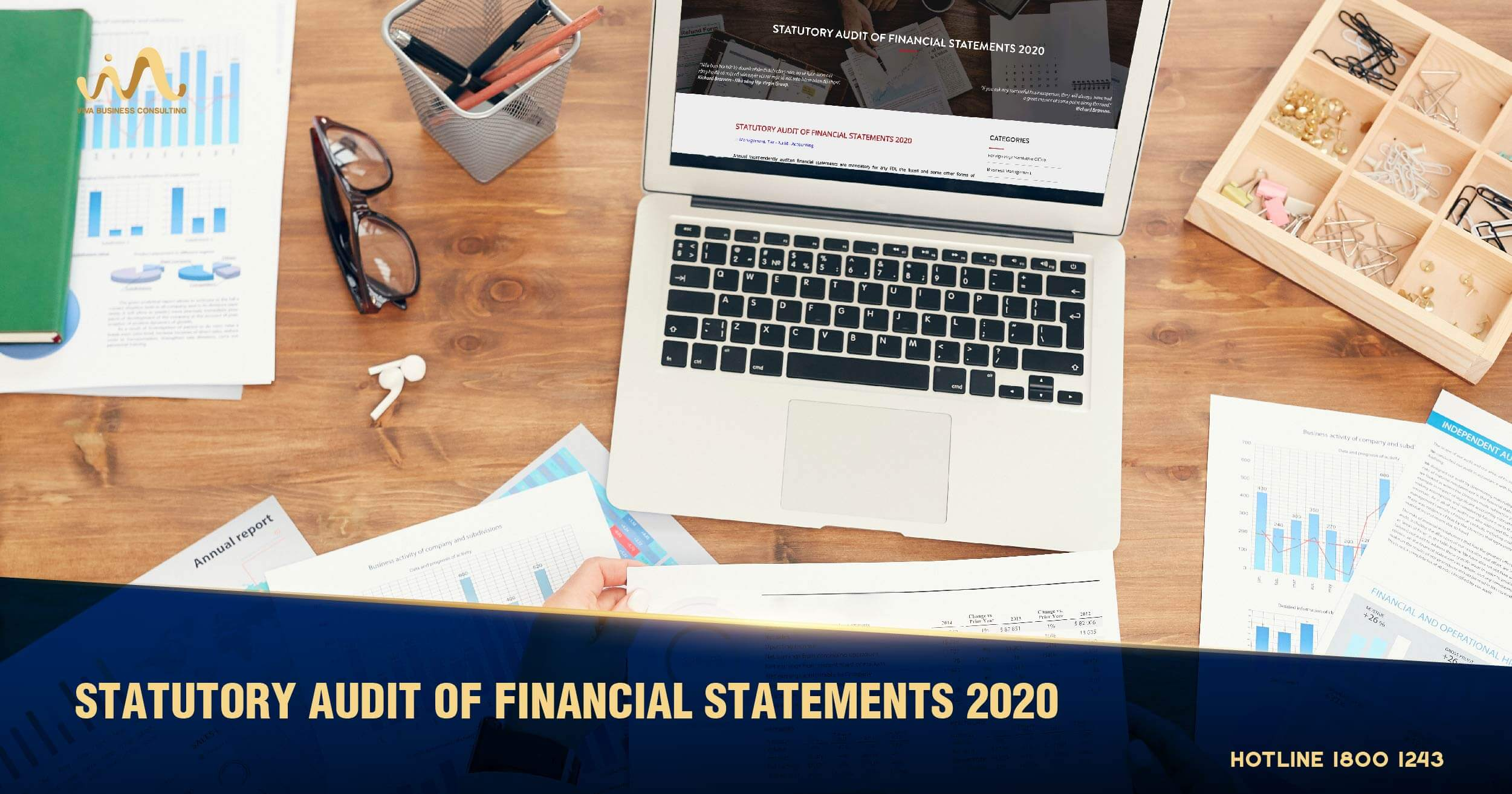 Statutory Audit Of Financial Statements 2020