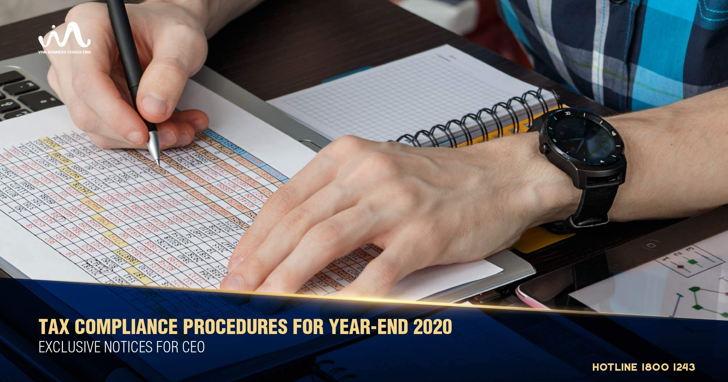 Tax compliance procedures end year 2020