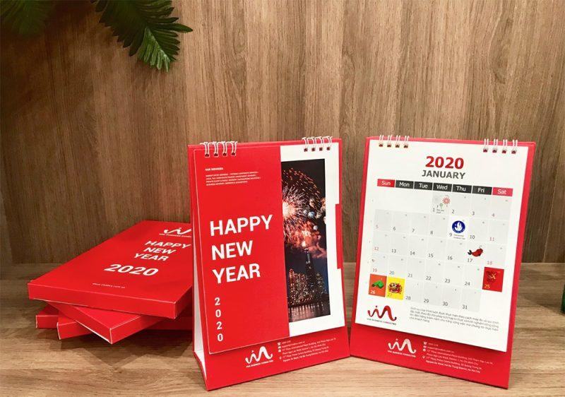 calendar lịch 2020