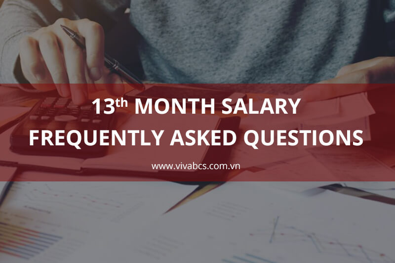 13th month salary