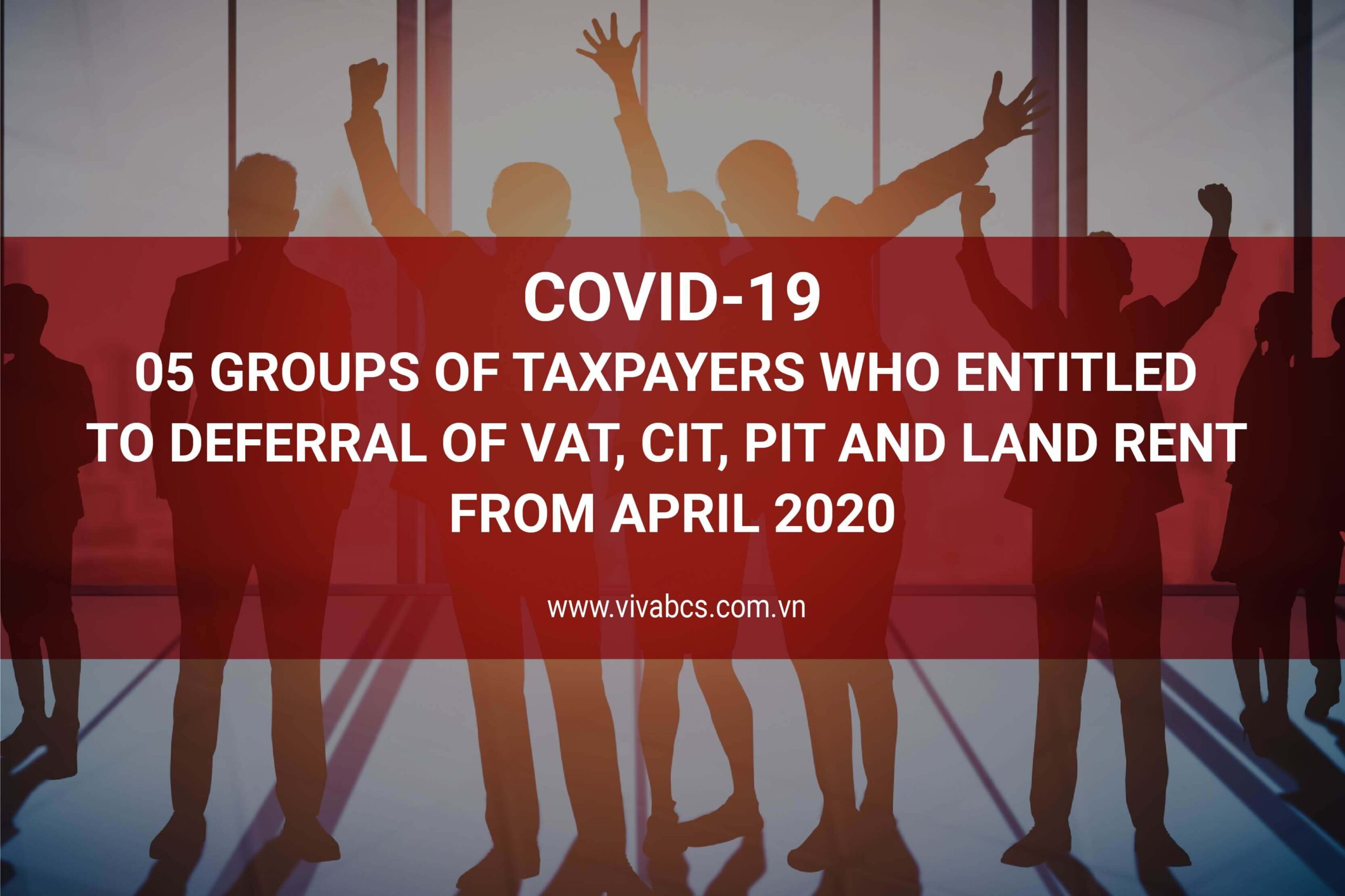 05 Groups Of Taxpayers Who Entitled On Tax Deferral And Land Rent