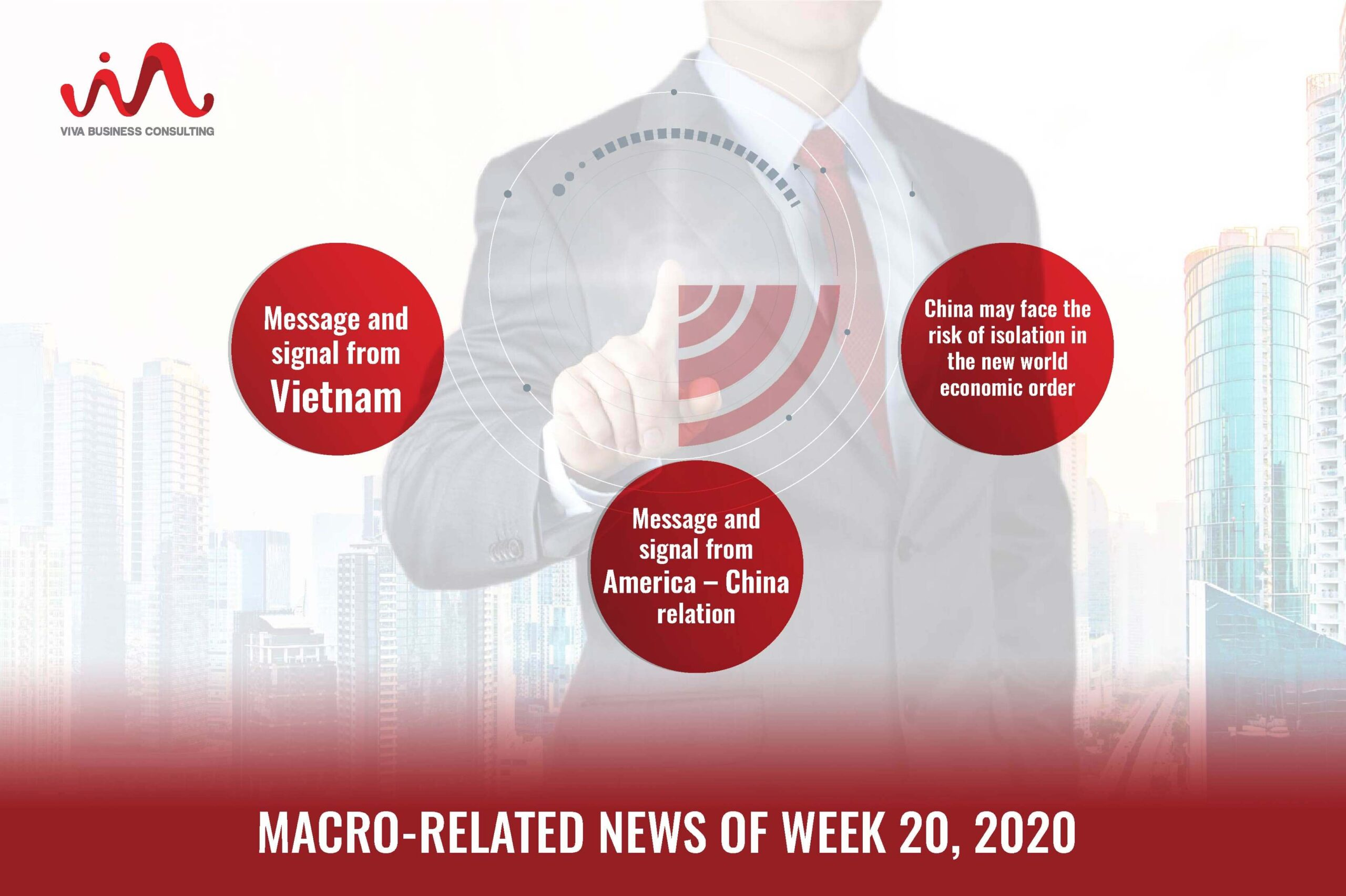 marco related news of week 20