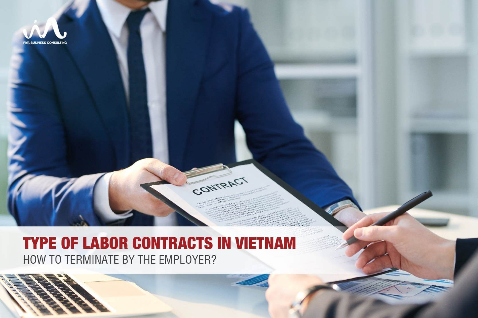 Type Of Labor Contracts In Vietnam