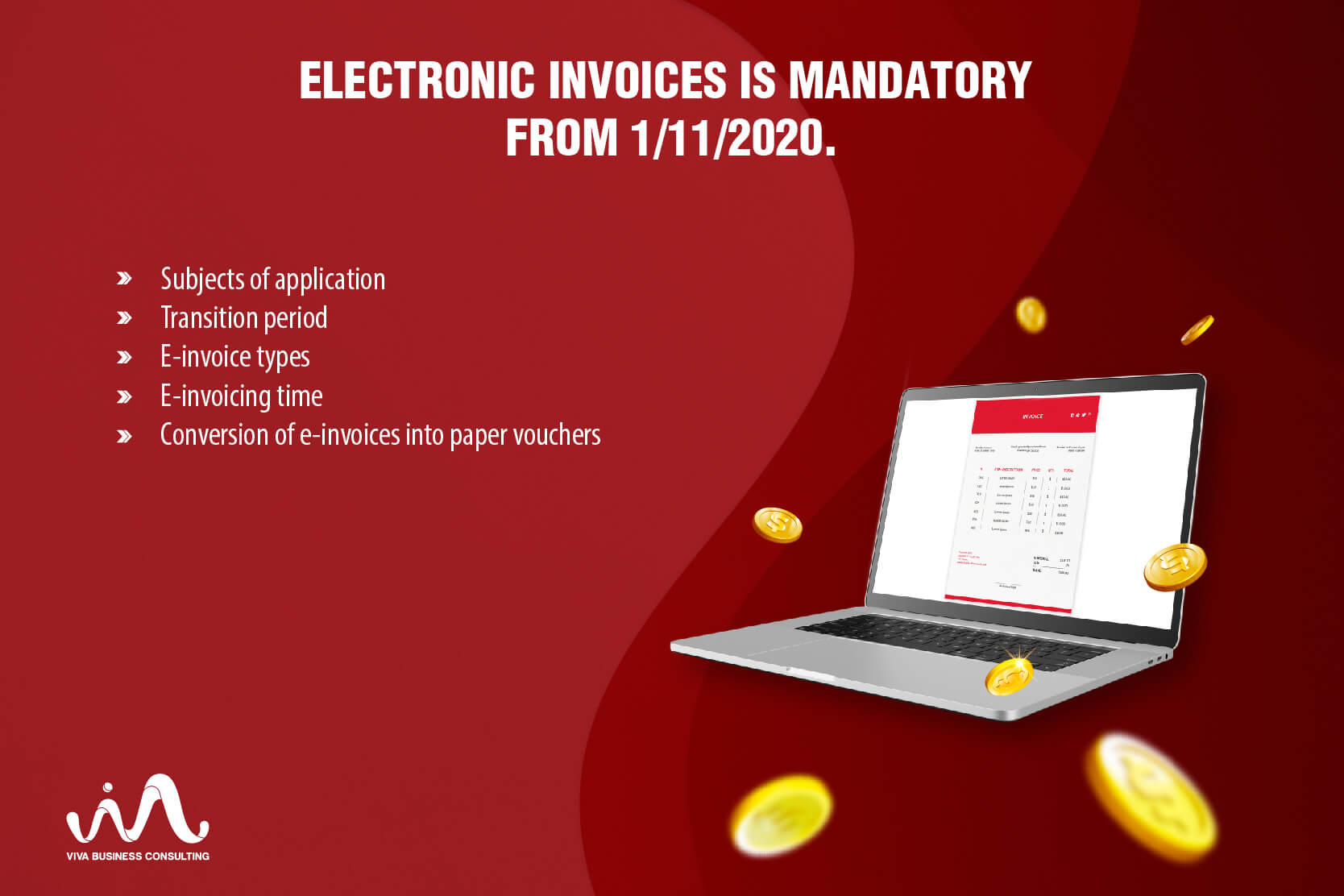 Electronic Invoices