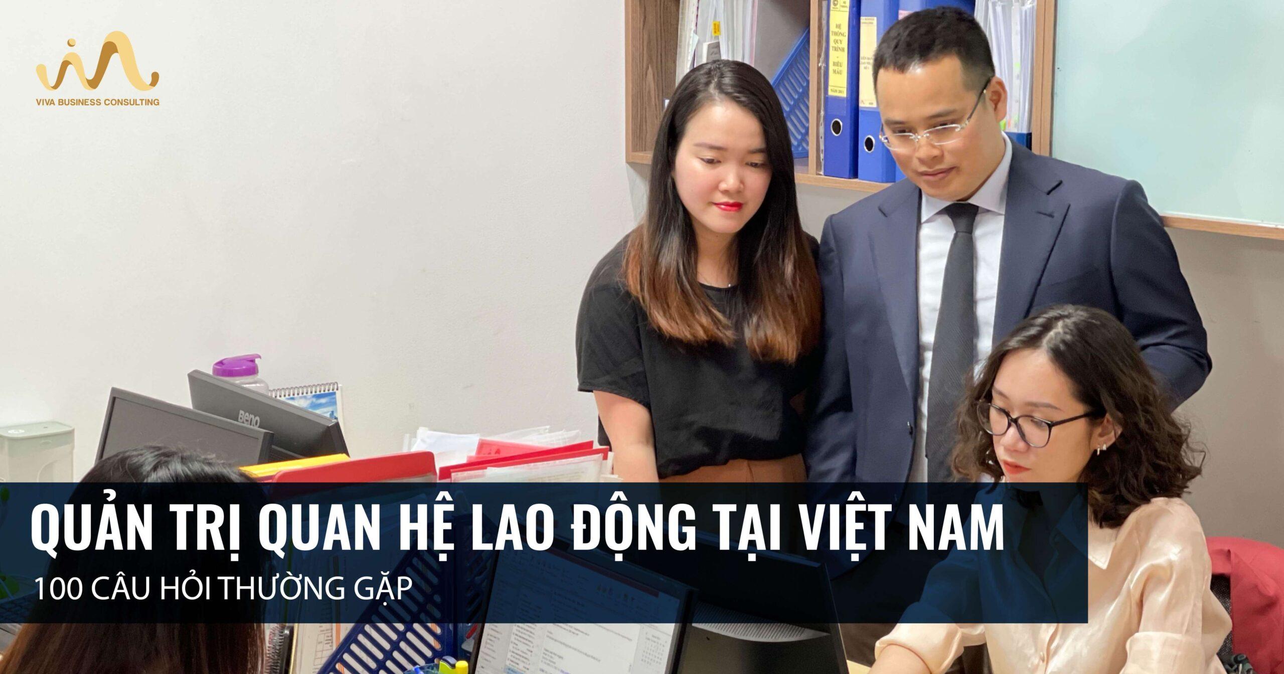 Quan hệ lao động ở Việt Nam