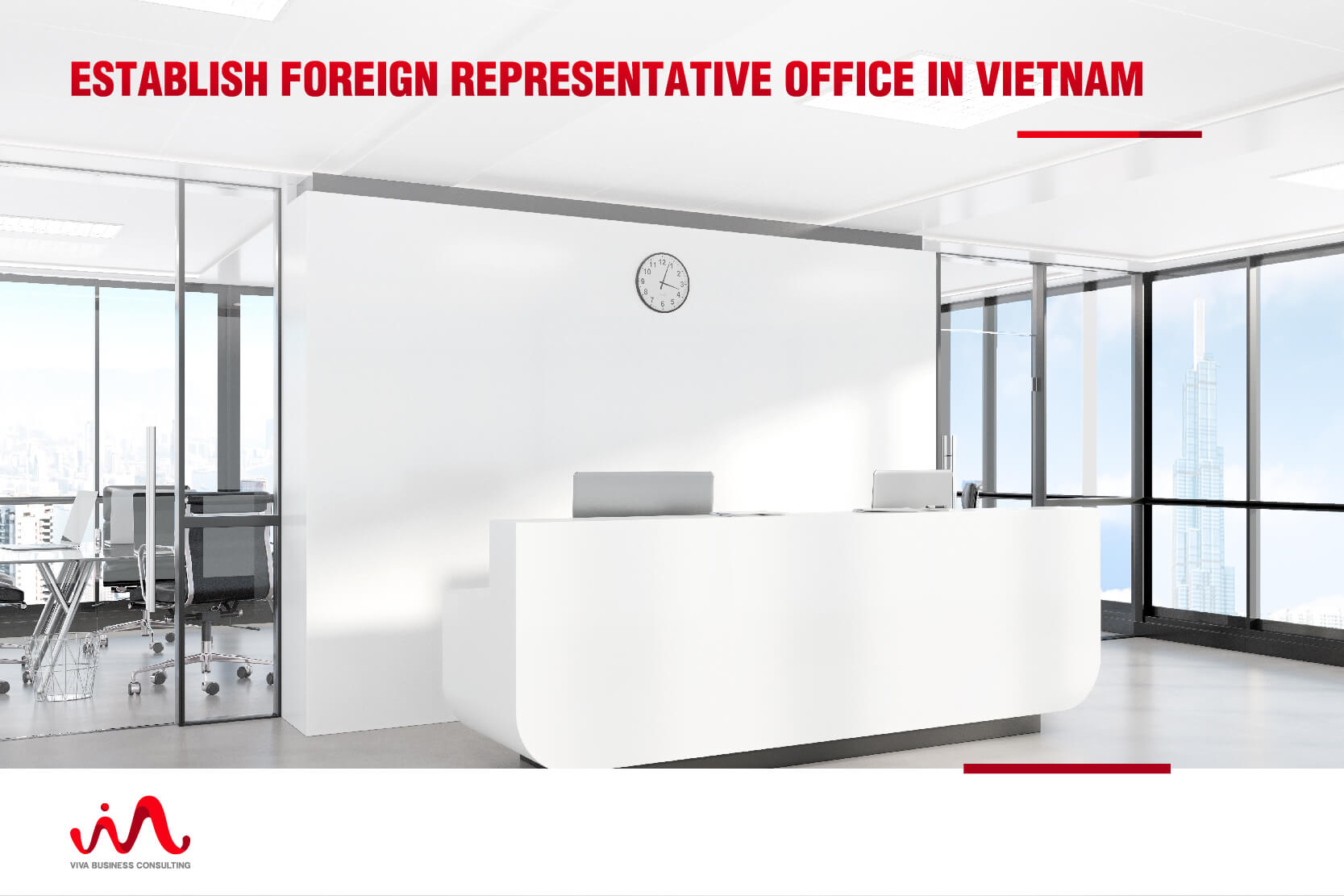 Establish Foreign Representative Office in Vietnam