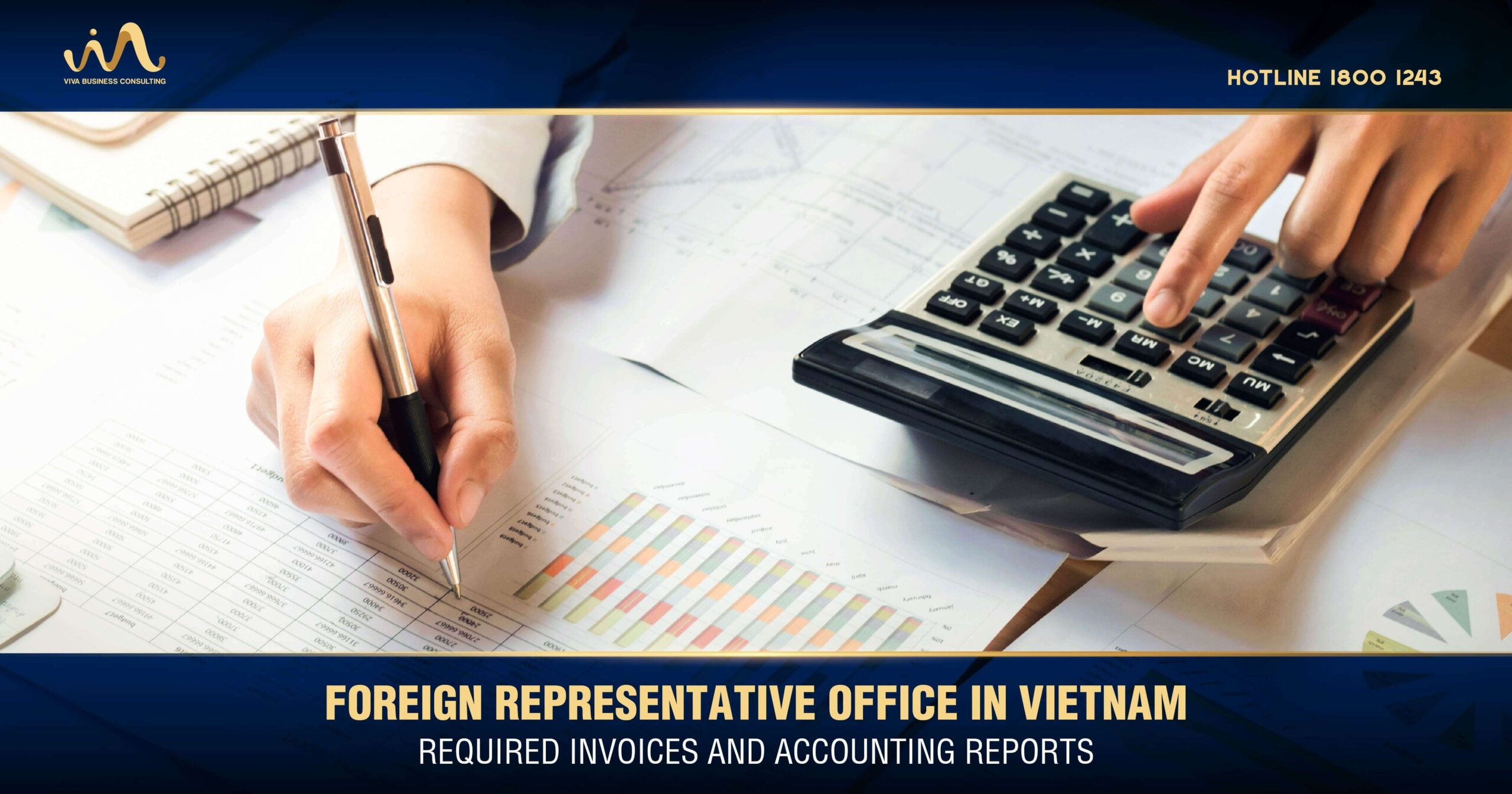 Cashbook And Petty Cash For Tax Inspection Of Representative Office In Vietnam
