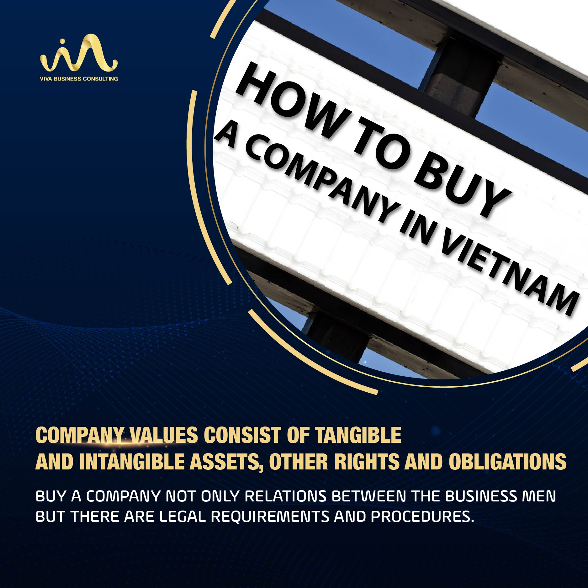 How to buy a company in Vietnam