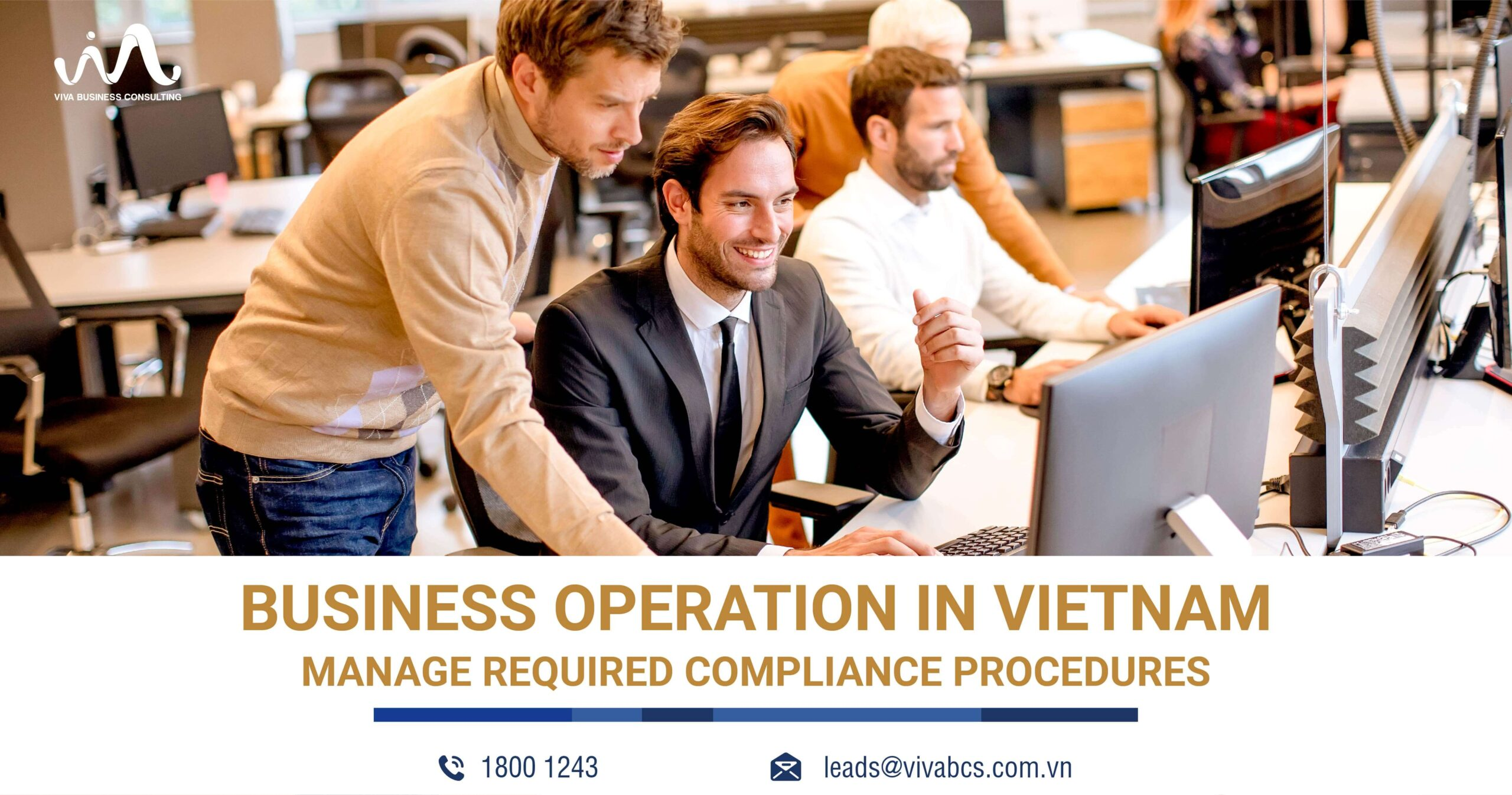 Business operation in VN: The mandatory compliance procedures