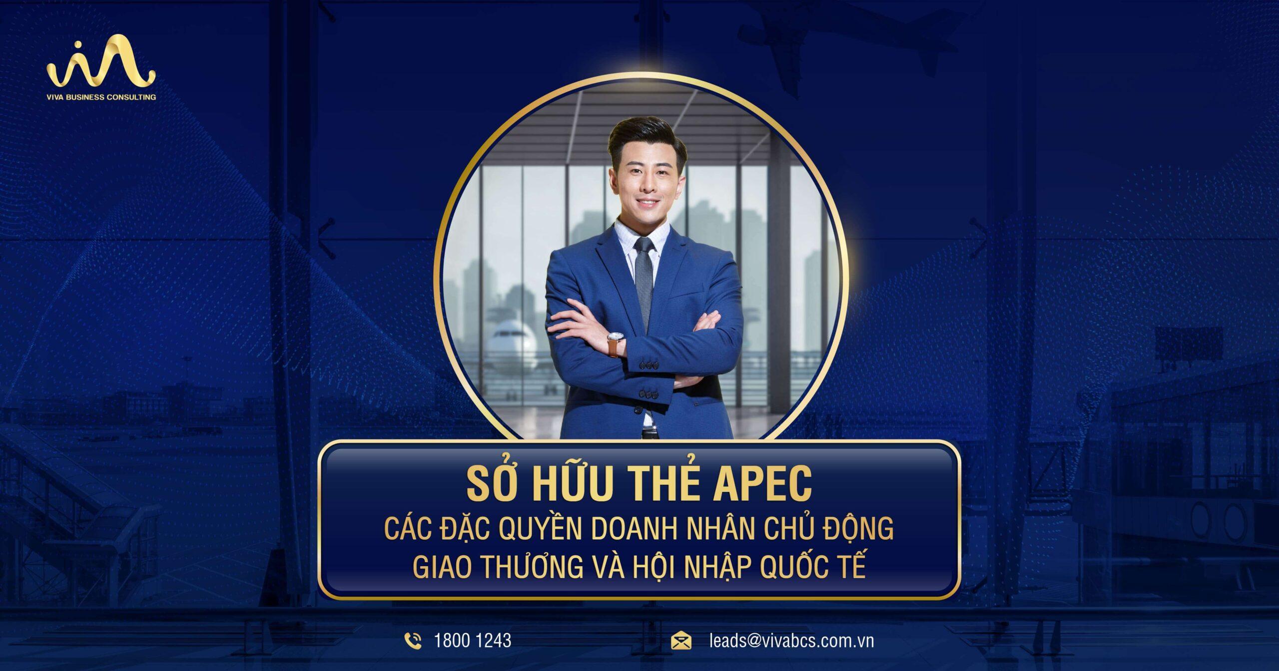 Thẻ APEC và đặc quyền dành cho doanh nhân Việt