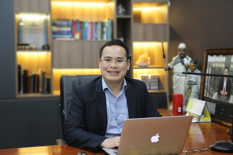 Ông Đinh Nam Hải - CEO VIVA BUSINESS CONSULTING