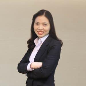 Lưu Thị Hoa Hồng - Trưởng phòng pháp lý