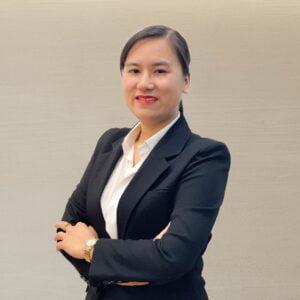 Tôn Thị Huyền Trang - Trưởng nhóm Dịch vụ nhân sự - Khối Doanh nghiệp