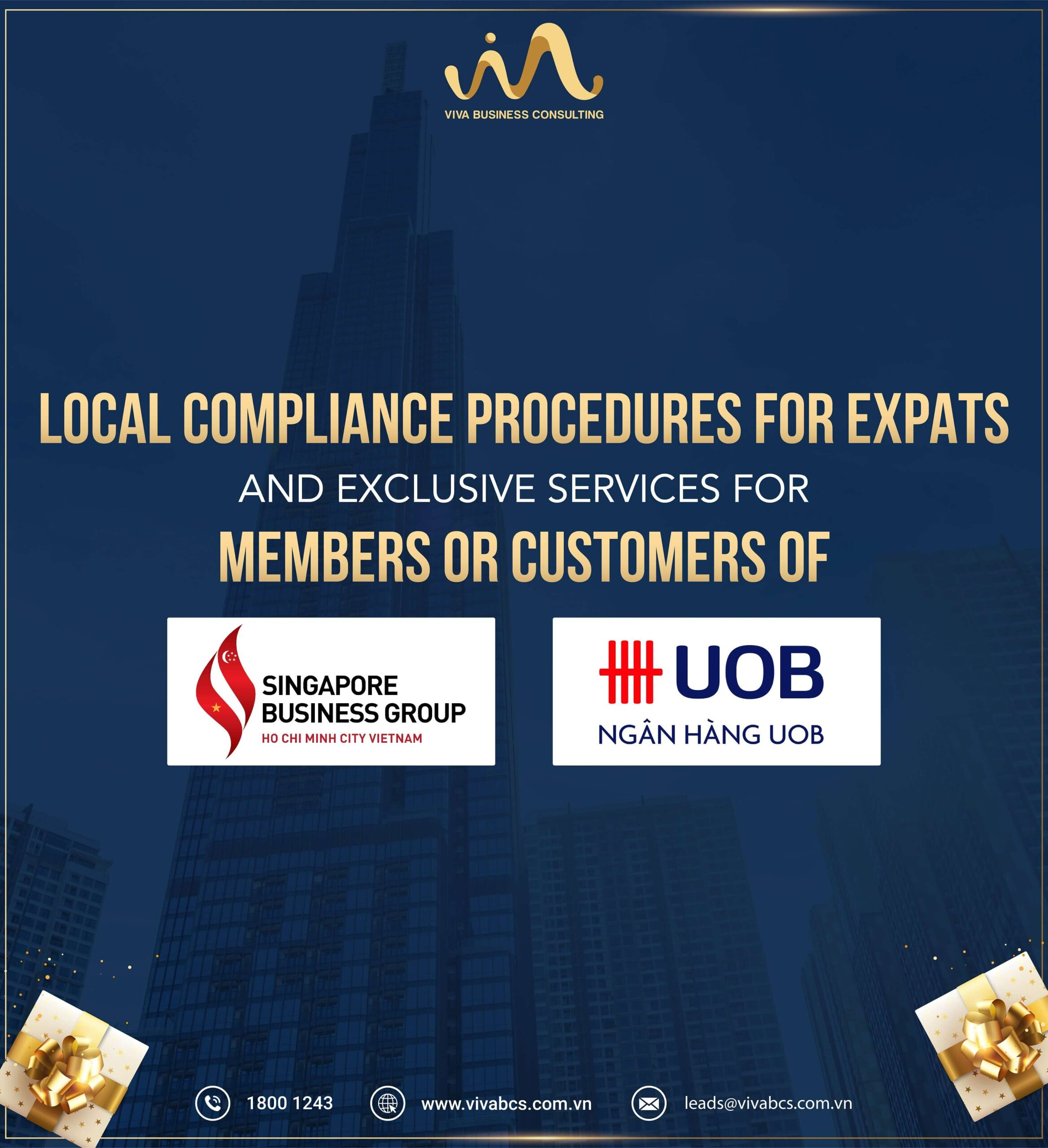 Exclusive promotions for SBG members & UOB cardholders