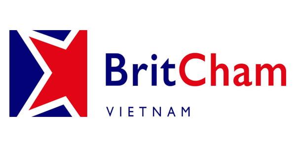 Logo Britcham Vietnam