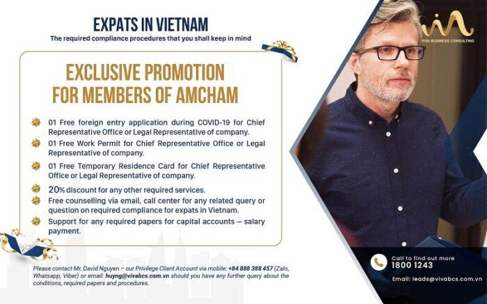 Promotion for EXPAT - AMCHAM