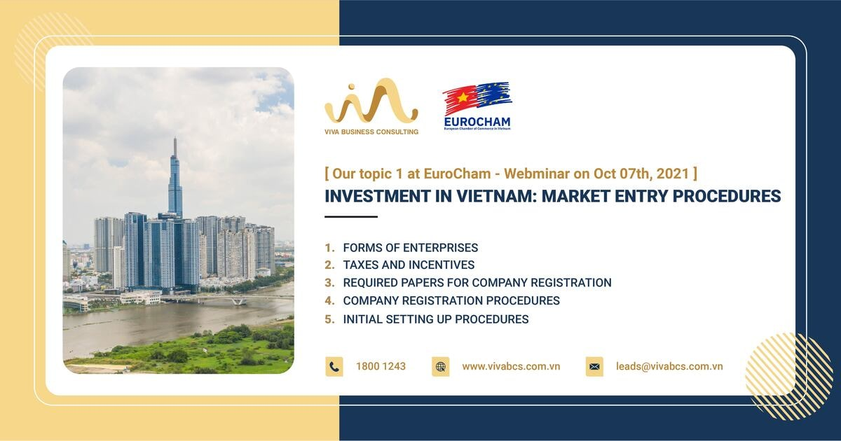 Investment in Vietnam: Market entry procedures